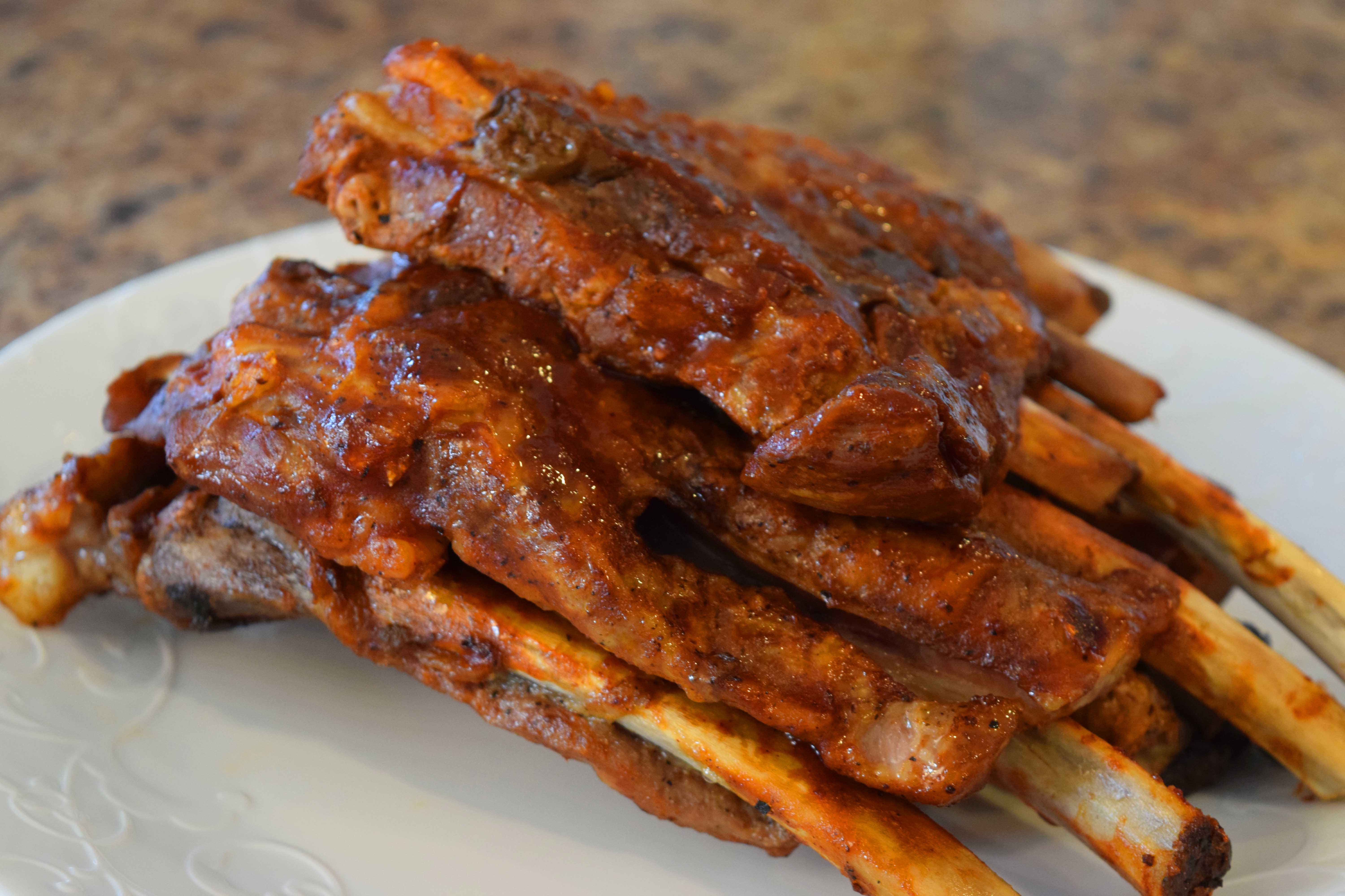 Instant Pot Barbecue Pork Spare Ribs Indiana Mommy